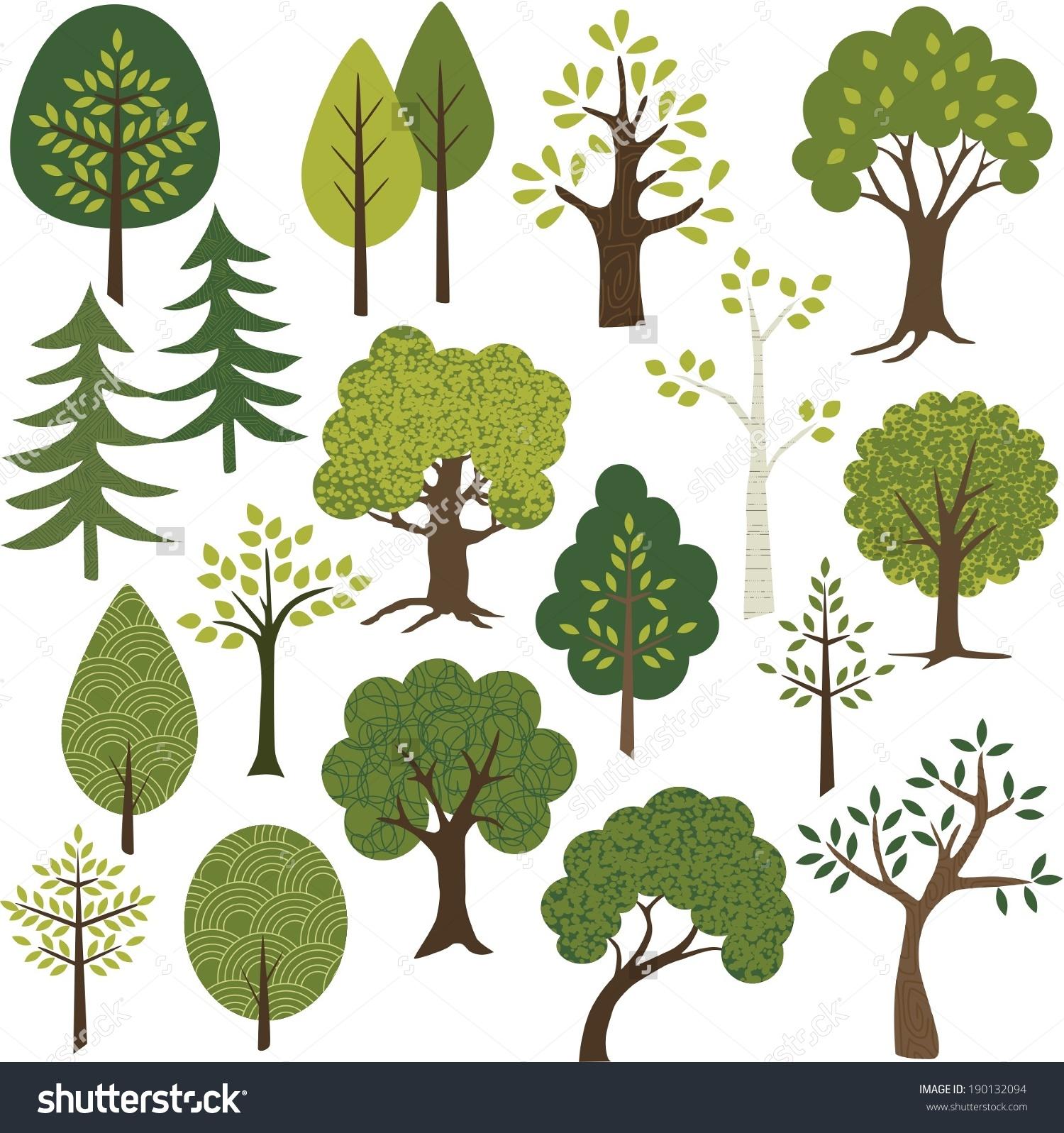 Tree Clip Art-Tree Clip Art-5