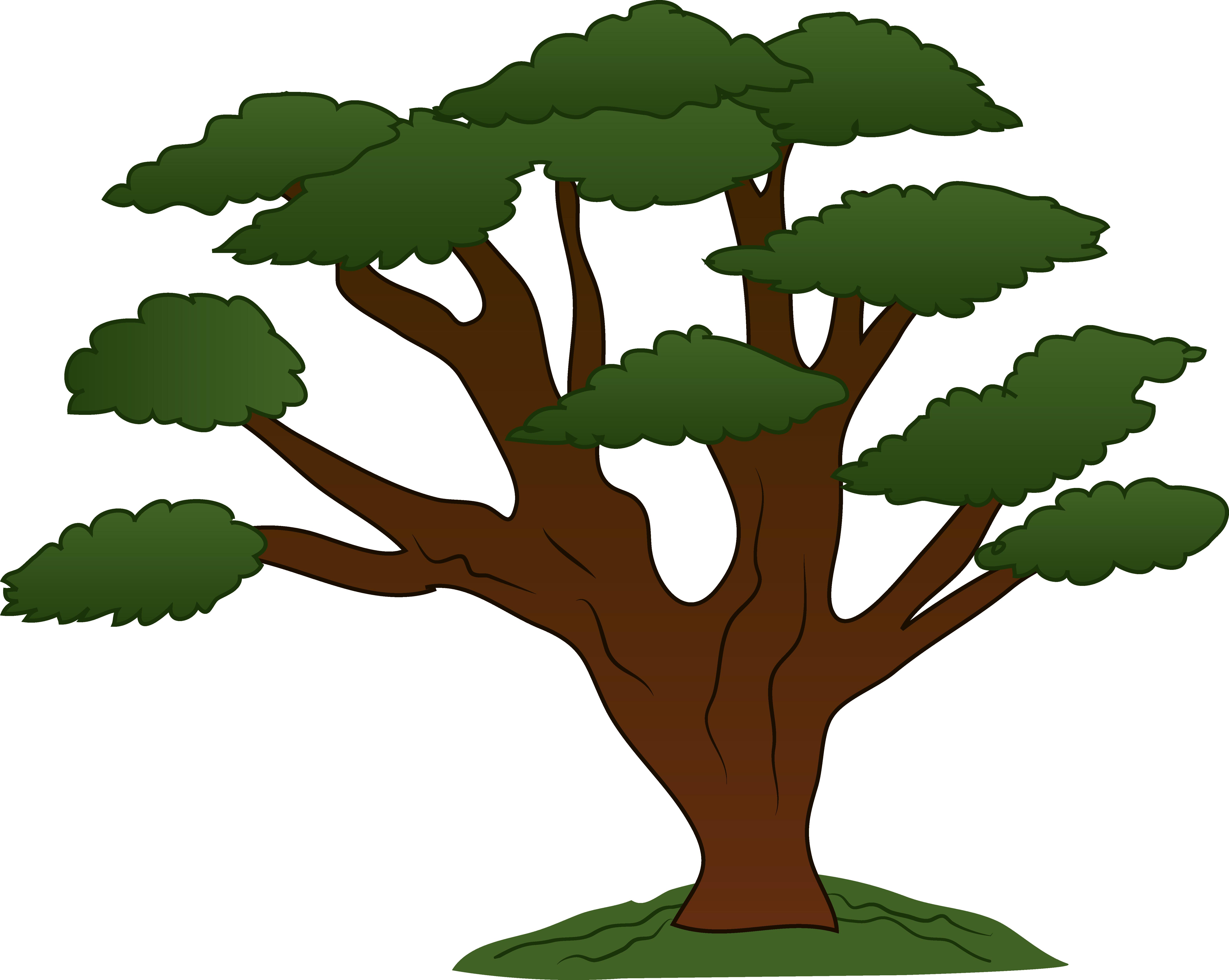 Tree Clip Art - clipartall