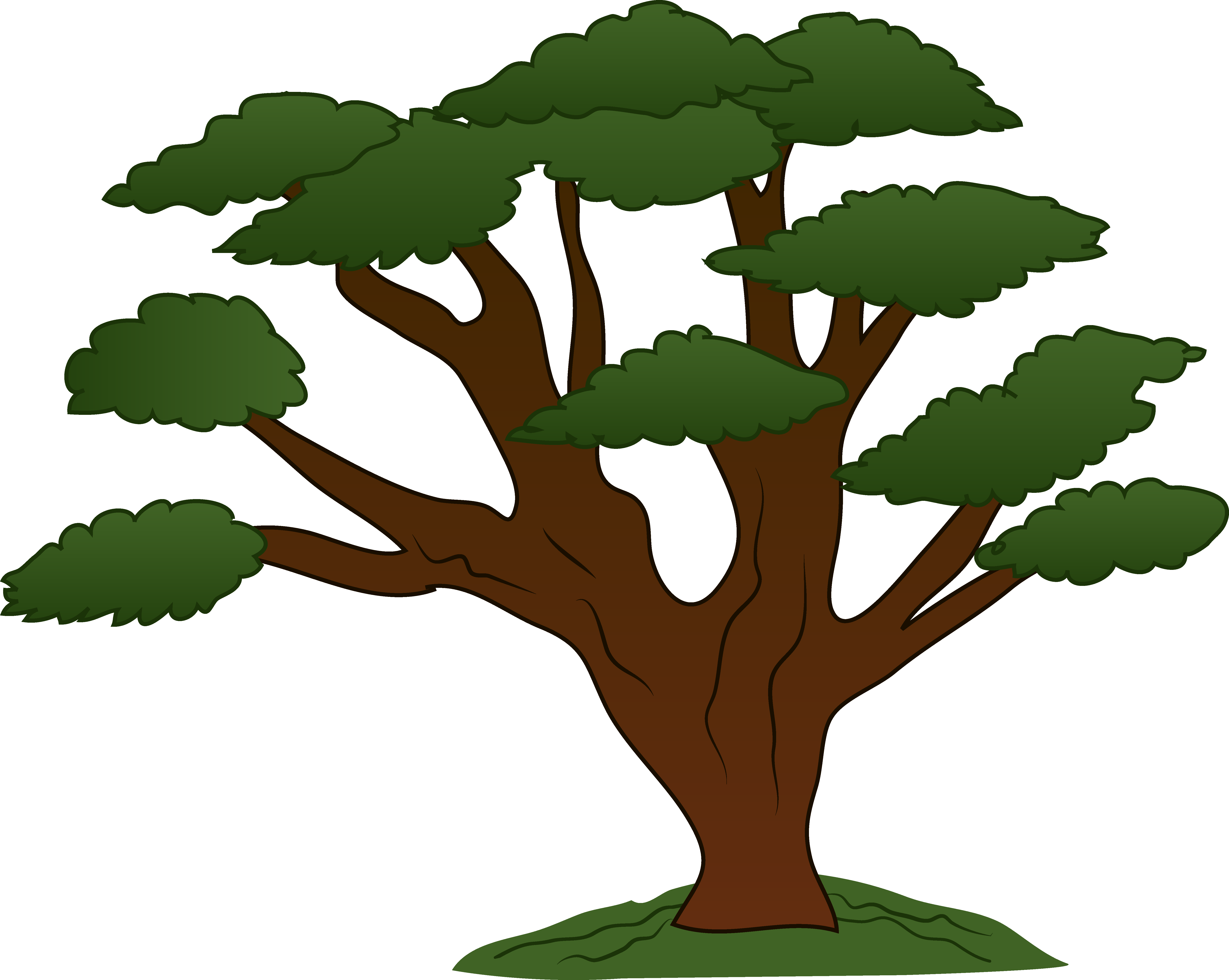 Tree Clipart-Clipartlook.com-6285-Tree Clipart-Clipartlook.com-6285-9