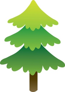 Tree Clipart Image Pine Tree-Tree clipart image pine tree-14
