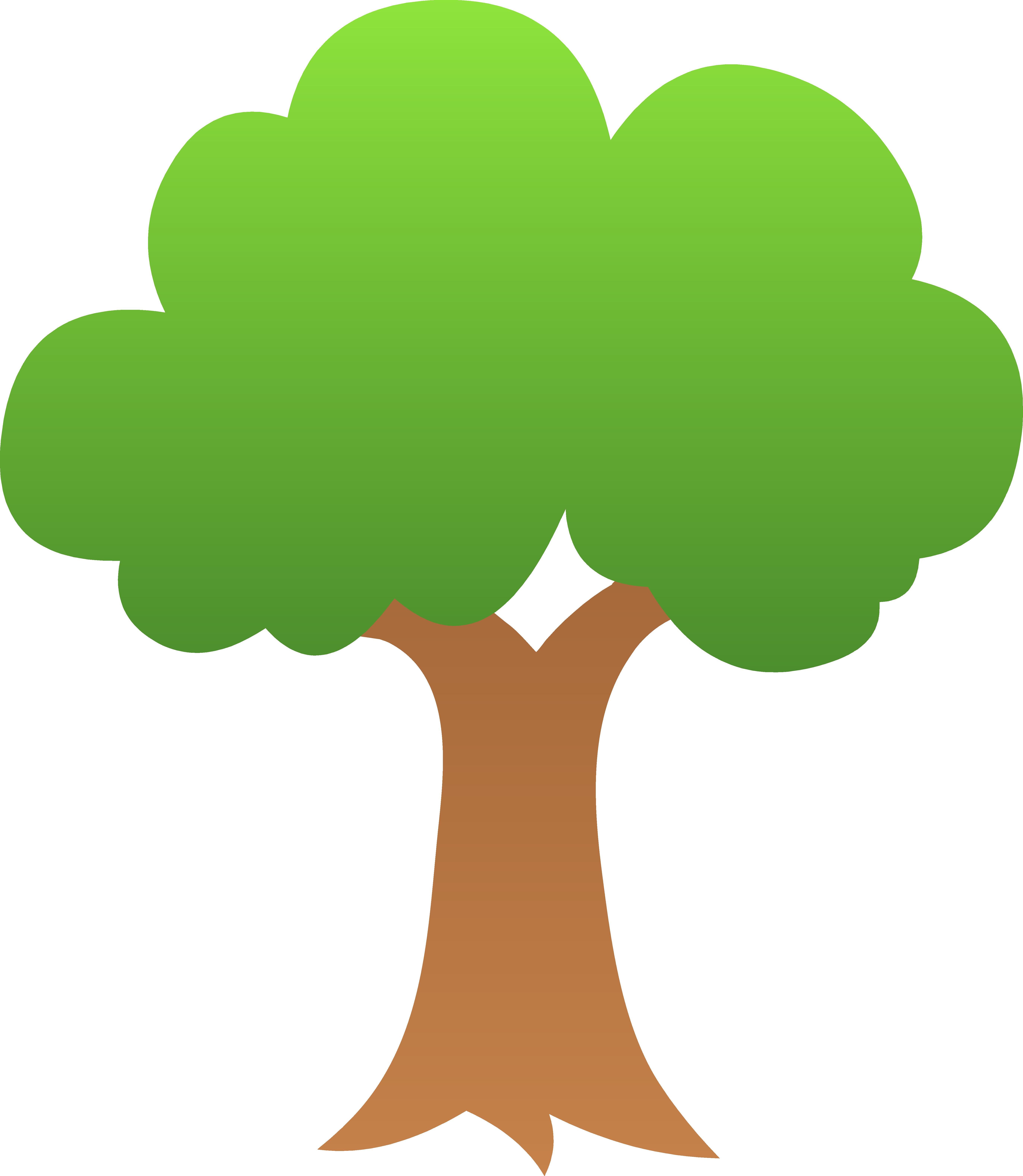 tree clipart-tree clipart-1