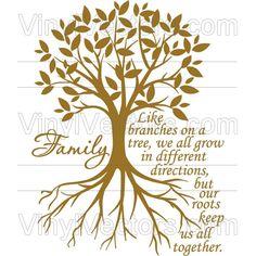 tree family clipart