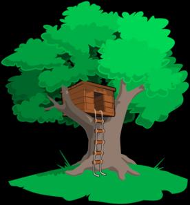 Tree House clip art--Iu0026#39;m going t-Tree House clip art--Iu0026#39;m going to print out a small clip-4