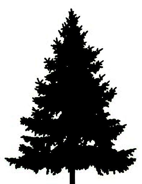 Tree Silhouette Clip Art Clipart-fir Tre-Tree Silhouette Clip Art Clipart-fir tree January-14