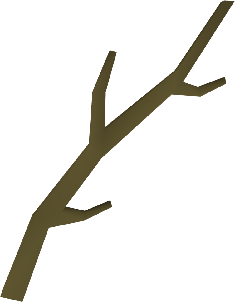 Tree stick clipart 3