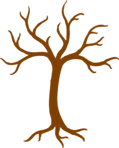 Tree Trunk And Branches Clip Art At Clke-Tree Trunk And Branches Clip Art At Clker Com Vector Clip Art Online-14