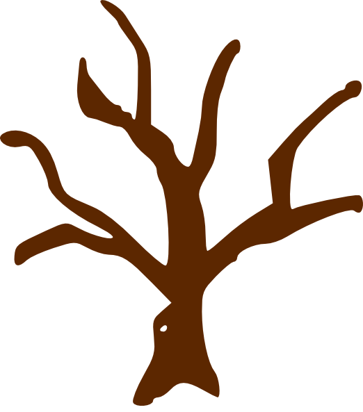 Tree With Branches Clip Art-Tree with Branches Clip Art-18