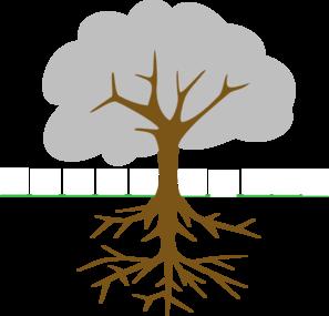 Tree With Roots Clip Art-Tree With Roots Clip Art-15