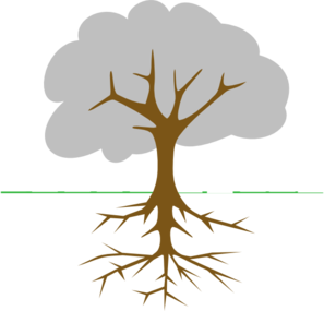 Tree With Roots Clip Art-Tree With Roots Clip Art-13