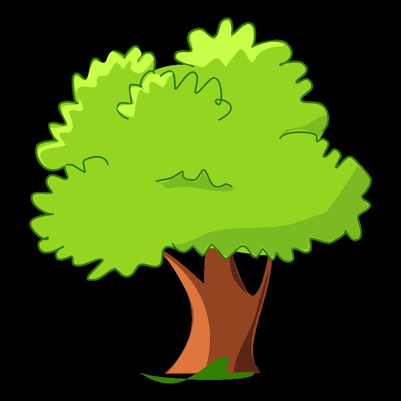 Trees clip art 2 - Tree Clipart