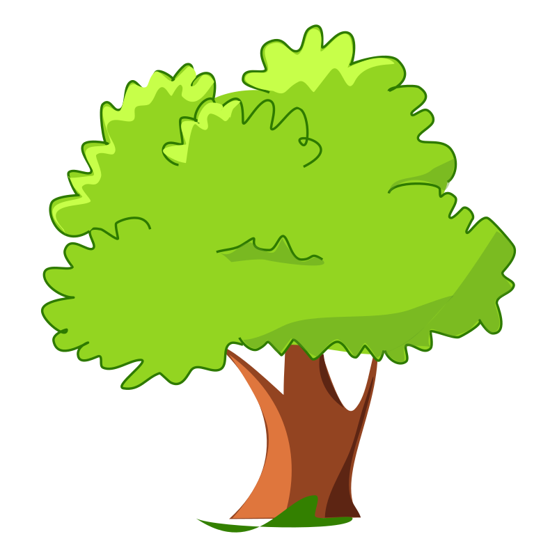 Trees Clip Art 2-Trees clip art 2-17