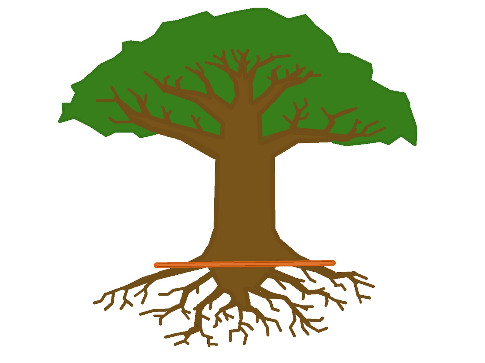 Trees With Roots Clipart Best-Trees With Roots Clipart Best-16