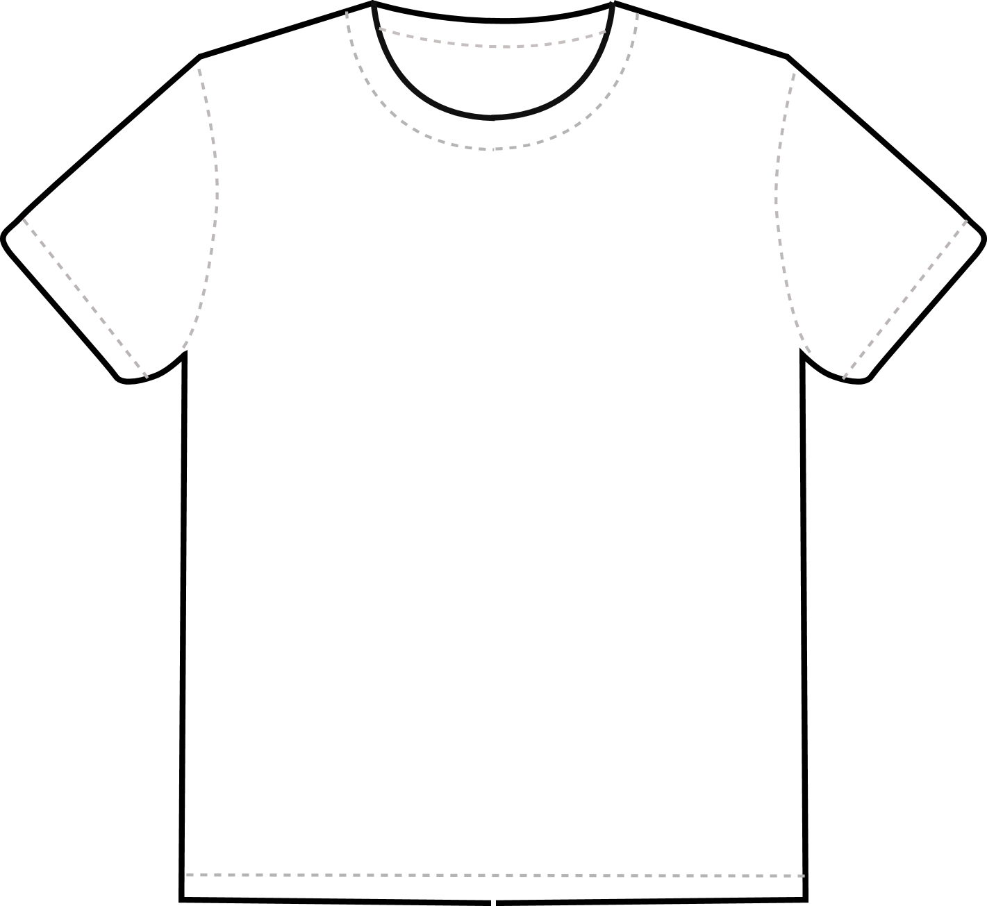 Trends For Blank T Shirt .