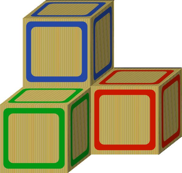 Tri Baby 2 Plain Blocks Clip Art At Clke-Tri Baby 2 Plain Blocks Clip Art At Clker Com Vector Clip Art Online-14