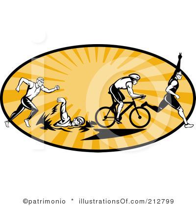 ... Triathlon Clip Art ...-... Triathlon Clip Art ...-14