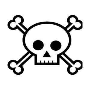 Tribal Skull Clipart Clipartbold-Tribal skull clipart clipartbold-15