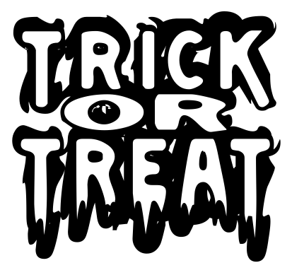 Trick Or Treat Clip Art Download