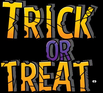 ... Trick Or Treat Clipart -  - Trick Or Treat Clipart