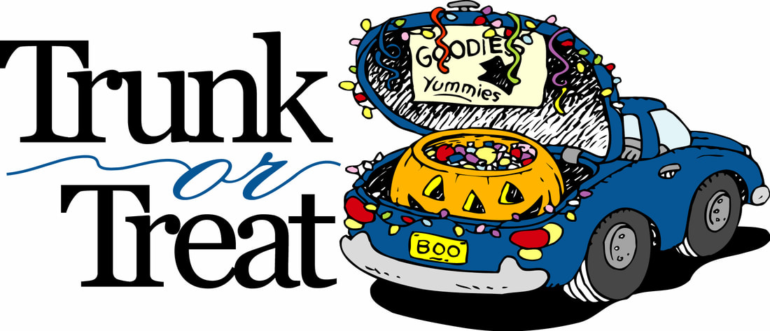 The Torrington Lions Club and Torrington Parks and Recreation invite the  community to an exciting, family friendly, holiday event. Trunk and Treat  provides ClipartLook.com