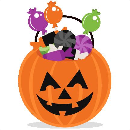 Trick or Treat Pumpkin scrapbook cut file cute clipart files for silhouette  cricut pazzles free svgs free svg cuts cute cut files