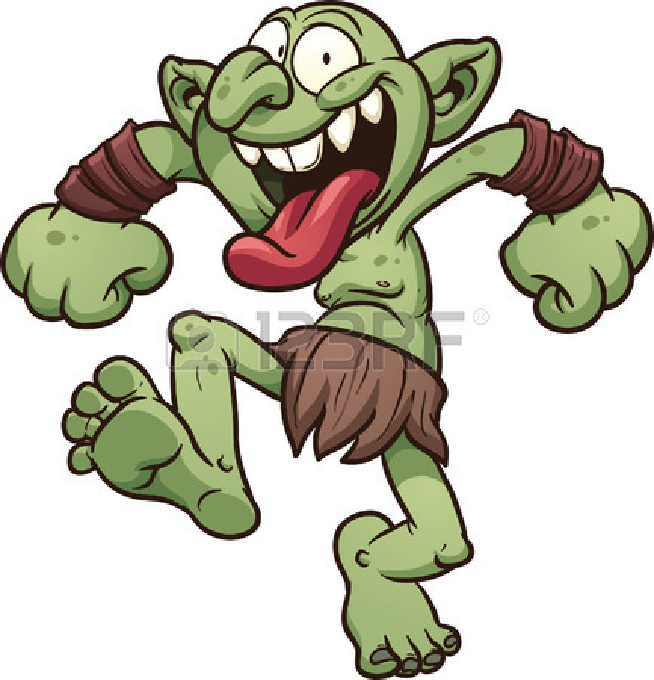 troll under bridge clipart-troll under bridge clipart-4