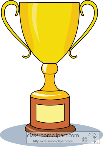 Trophy Award Clipart Cliparthut Free Clipart