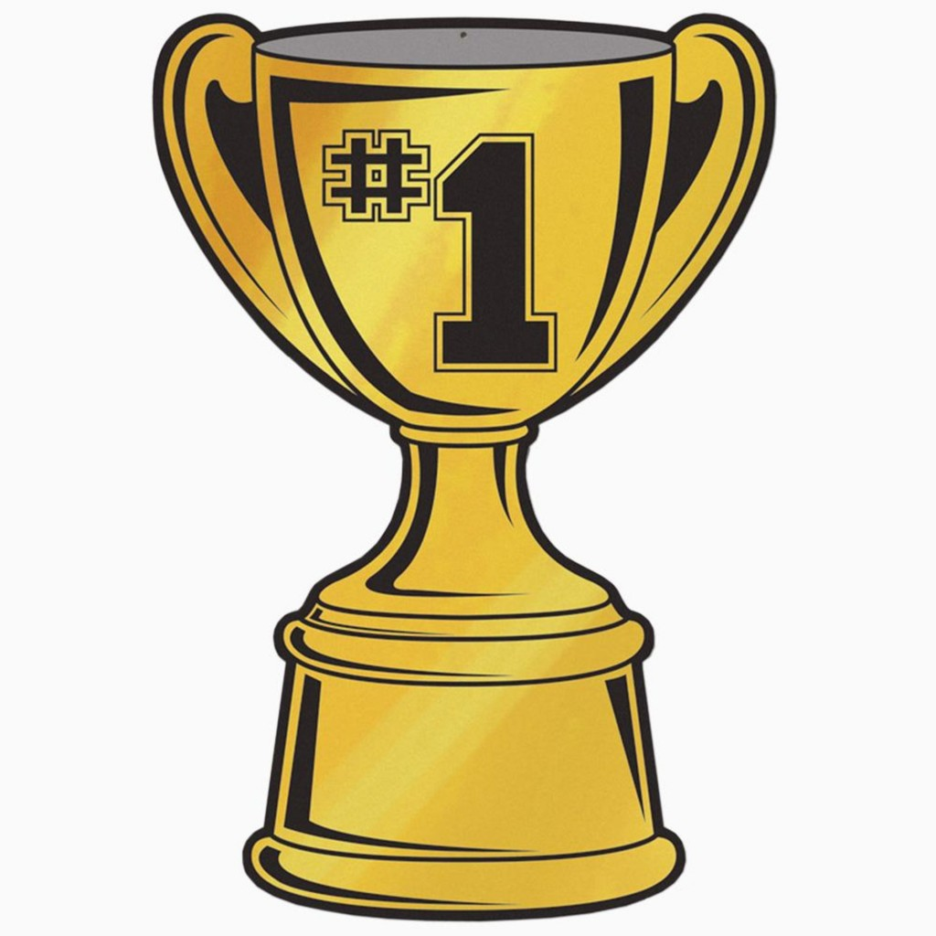 trophy clipart free