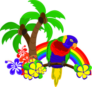 Tropical Clipart | Free .-Tropical Clipart | Free .-6