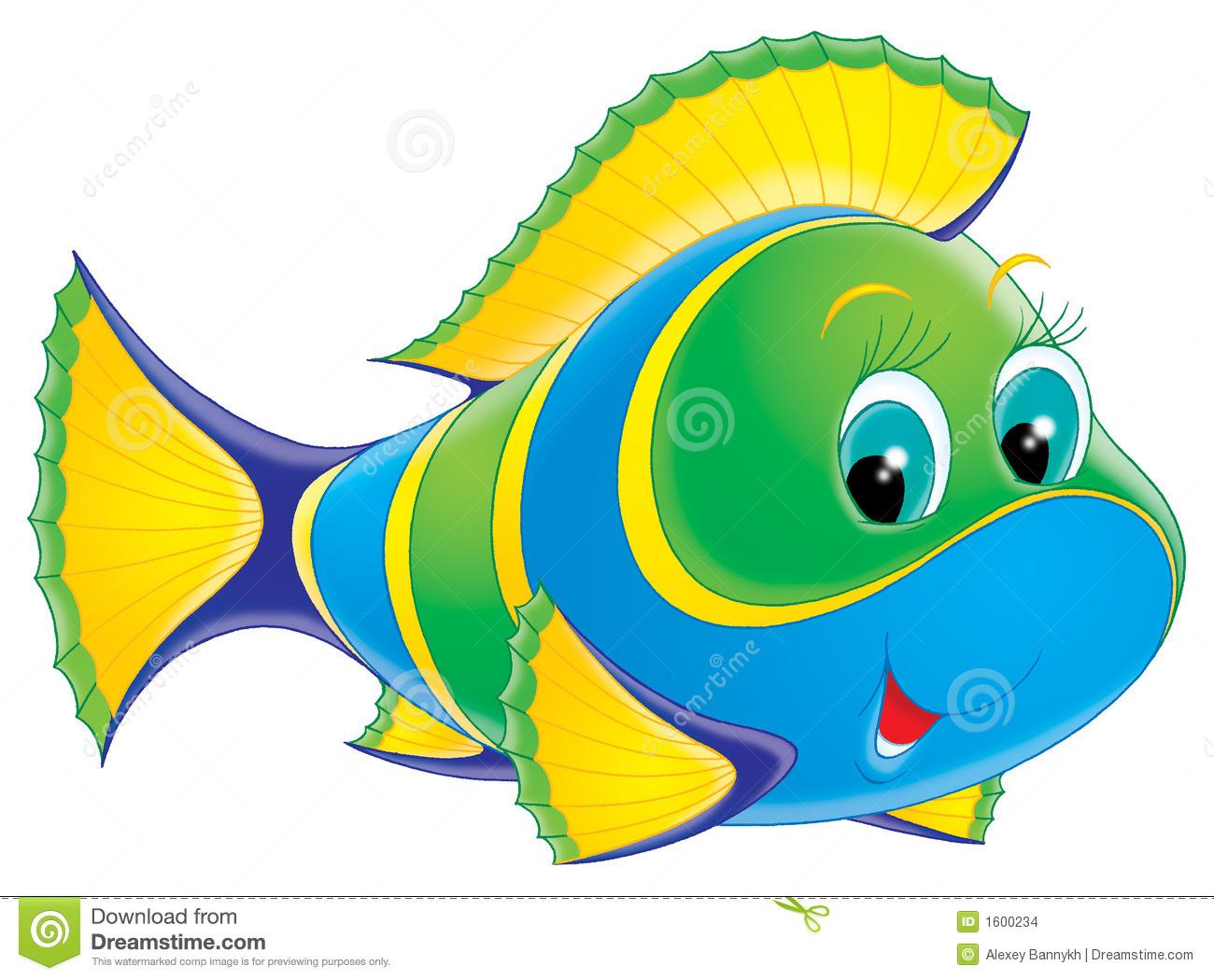Tropical Fish Clip Art-tropical fish clip art-12