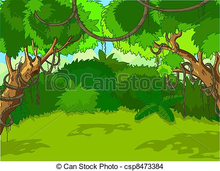 ... Tropical Forest Landscape - A Green -... Tropical Forest Landscape - A Green Tropical Forest.-17