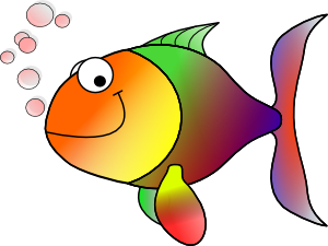 Tropical Free Fish Clipart