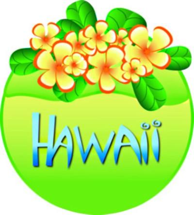 Tropical Free Hawaiian Clip Art