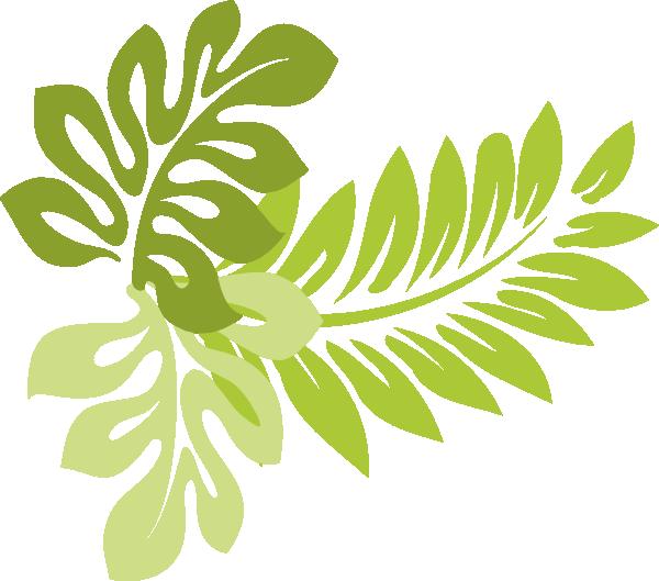 Tropical Leaf Clipart-Tropical Leaf Clipart-8