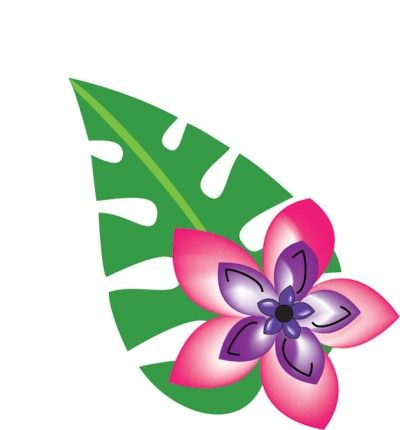 Tropical Leaves Clipart | Hula Mall Hawa-tropical leaves clipart | hula mall hawaiian clip art free fotosearch download clip art .-18