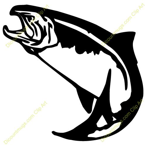 Trout Clipart-trout clipart-11