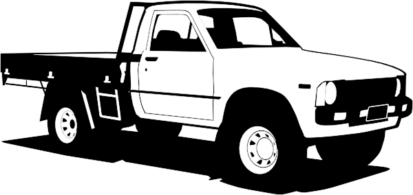 Truck Clipart 35021 By Dennis 1937 Ford Pickup Truck Stock Photo