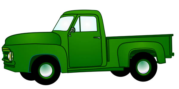 Truck - Free Clip Art   Clipart library - Free Clipart Images