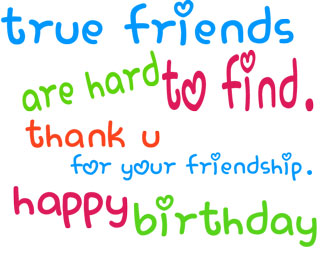 True Friends Are Hard To Find Thank You -True Friends Are Hard To Find Thank You For Your Friendship-1