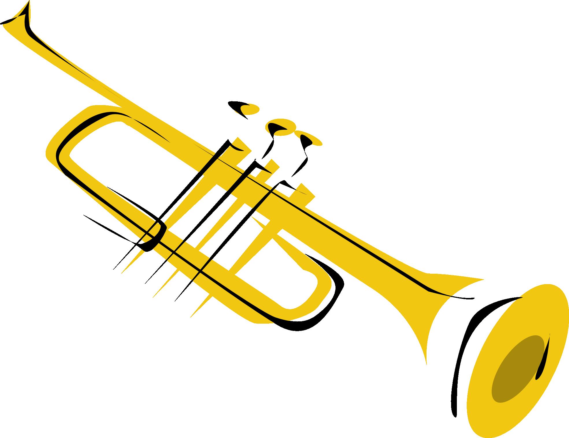 Trumpet Clip Art-Trumpet Clip Art-5