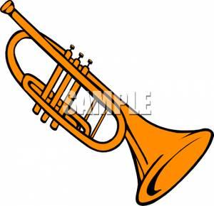 Trumpet Clip Art-Trumpet Clip Art-7