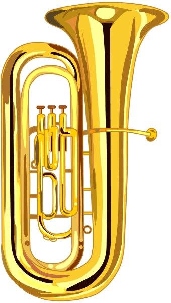 Trumpet Clip Art · horn clipart-Trumpet Clip Art · horn clipart-0