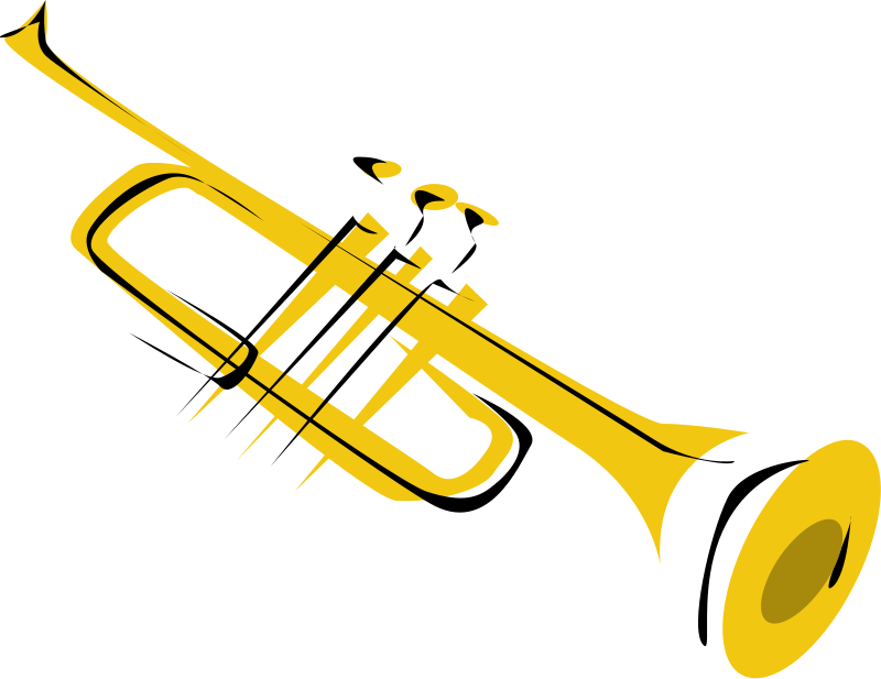 Trumpet Music Clipart Pictures Png 29 94 Kb Trumpet02 Music Clipart