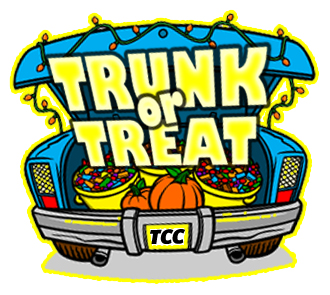Trunk Or Treat 2014 The Conne - Trunk Or Treat Clip Art