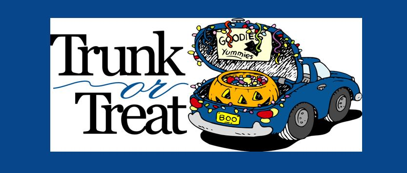 Trunk Or Treat Candy Clipart Free
