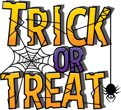 ... Trunk or treat trick or treat clip art clipart ...