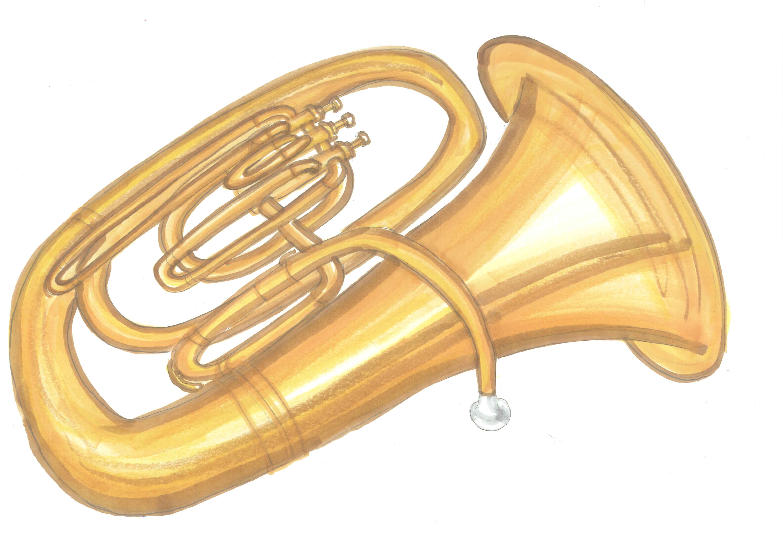 Tuba ajet clipart-Tuba ajet clipart-12