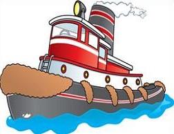Tug Boat Clip Art Car Interior Design