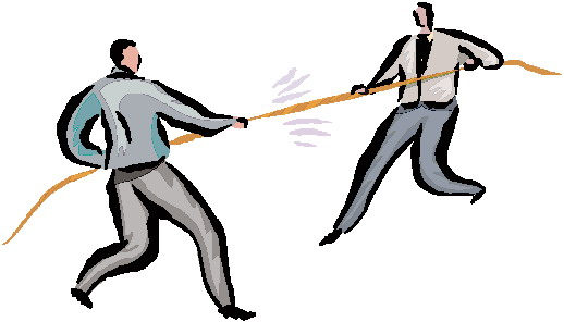 Tug of war clip art - Tug Of War Clip Art