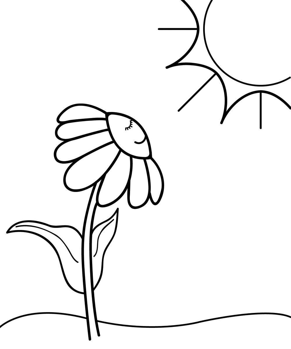 Tulip Clip Art u0026middot; white clipart u0026middot; line clipart u0026middot; black clipart
