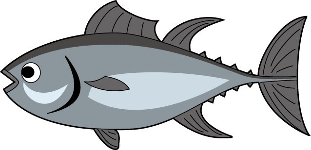 Tuna Fish Clipart